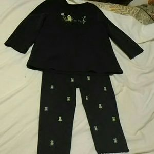 Gymboree baby girls outfit